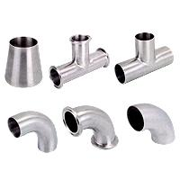 Sanfit Metal Industry Co., Ltd also offers the good quality of buttweld fittings. Tri-weld fittings give processors the highest degree of corrosion resistance and sanitation available.