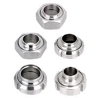 Macon Union Fittings of Taiwan Sanfit Metal Industry is a Union Fittings and stainless steel pipe fittings manufacturer
